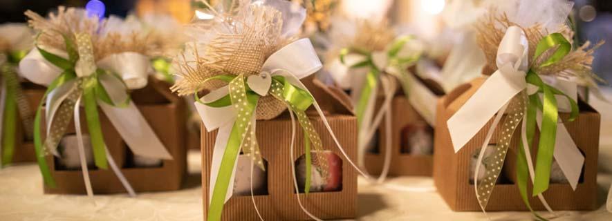 Idee regalo e bomboniere olio