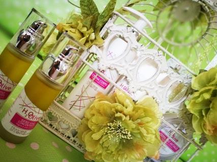 trattamenti cosmetici olio oliva